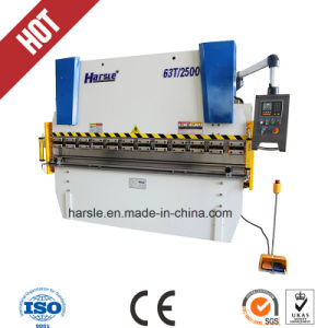 China CNC Press Brake Bending Machine with CNC Controller pictures & photos