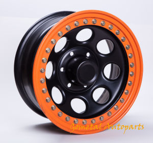 for 4X4 Car Use Steel Beadlock Wheel Size 15X10 pictures & photos
