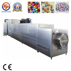 Chocolate Gems Making Machine pictures & photos