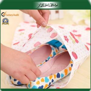 Cheap Reusable Promotion Non Woven Drawstring Shoe Bag pictures & photos
