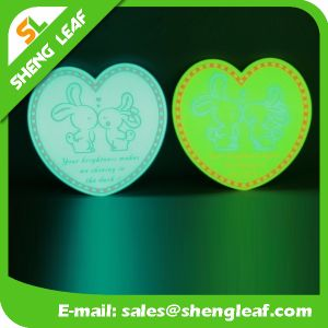 Promotional Hot Sale Custom Acrylic LED Coaster (SLF-LC017) pictures & photos