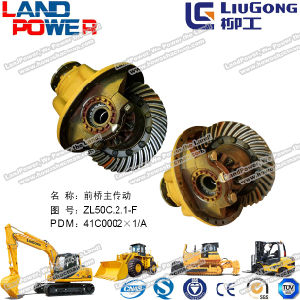 Wheel Loader Driving Device Liugong Spare Parts pictures & photos