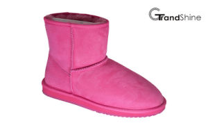 Sheepskin Classic Women′s Snow Mini Boots