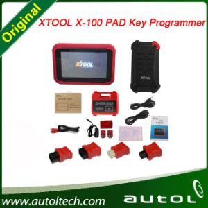 Xtool X-100 Pad Auto Key Programmer Update Online pictures & photos