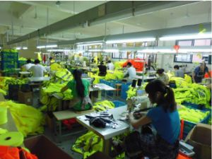 Reflective T-Shirt, Factory in Ningbo, China pictures & photos