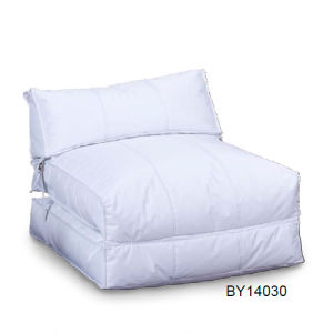 Folded 420d Polyester Oxford Beanbag Cover pictures & photos