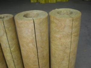 China High Density Rock Wool Blanket with Wire Mes Insulation Material Heat Resistant ISO on Sale pictures & photos