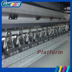 Best Selling Garros 4 Color Roll to Roll Eco Solvent Inkjet 3D Digital Vinyl/Banner/Wallpaper Printing Machine pictures & photos
