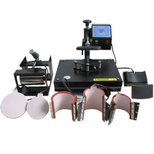 8in1 Combo Heat Press (Multifunctional Model) pictures & photos