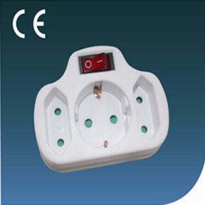 Conversion Power Socket 3 Outlet 13A