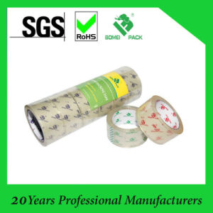 Hot Selling BOPP/OPP Super Clear Sticky BOPP Packaging Tape pictures & photos