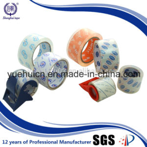 Offer Printed on Your Company Logo  BOPP Super Clear Packing Tape pictures & photos