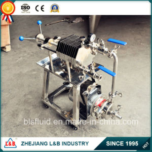 Made-in-China Customized Wbg Series Plate Frame Filter pictures & photos