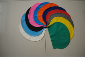 Cutomized Latex Swimming Hat for Adult and Kids pictures & photos