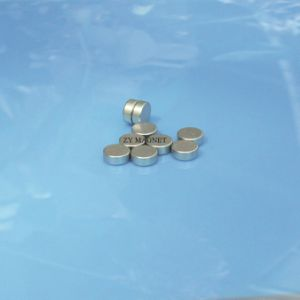 38uh High Quality Disk NdFeB Neodymium Permanent Magnet Ts16949 pictures & photos