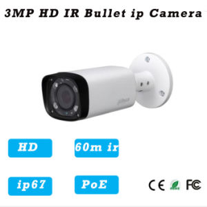 3MP Varifocal IR Bullet IP Camera{Ipc-Hfw2320r-Zs/Vfs-Ire6}