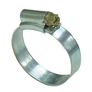 British Type Worm Gear Hose Clamp pictures & photos