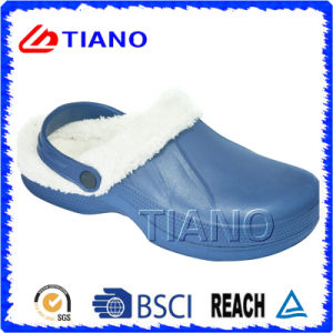 Winter Warm and Comfortable EVA Clogs (TNK40002) pictures & photos