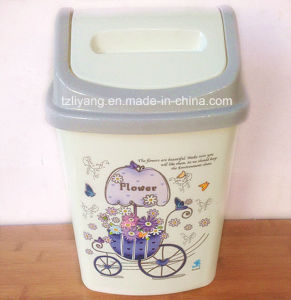 Heat Transfer Film for Trash Bucket pictures & photos