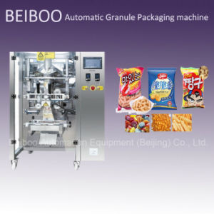 Vertical Automatic Granule Packaging Machine Hs-420 pictures & photos