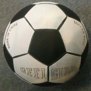 Laminated PU Soccer Ball, High Quality with Cheaper Price pictures & photos
