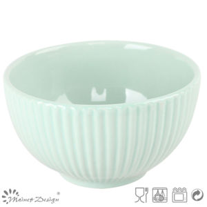 13.5cm Embossed Cereal Bowl Manufacture pictures & photos