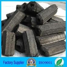 Hexagonal Smokeless Black BBQ Carbon