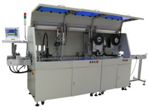 Scratch Card Printing and Hotstamping System