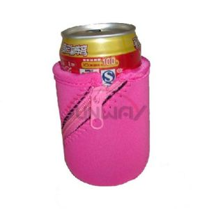 Neoprene Stubby Holder, Beer Cooler, Can Cooler with Zipper (BC0037) pictures & photos