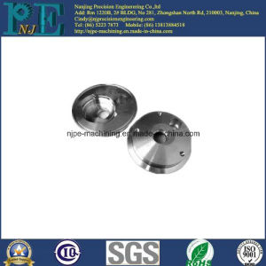 Custom CNC Machining Circle Foring Parts pictures & photos