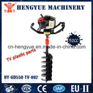 52cc Double Hand Gasoline Earth Auger pictures & photos