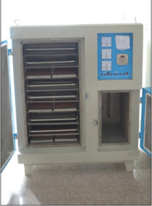 Capacity 200kg Electrode Oven for Drying Weld Rod pictures & photos