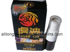 Tiger Oil Male Sex Enhancer Penis Enlargement Spray, Sex Product pictures & photos