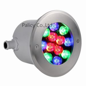RGB Underwater LED Swimming Pool Lights IP68 (6028H) pictures & photos