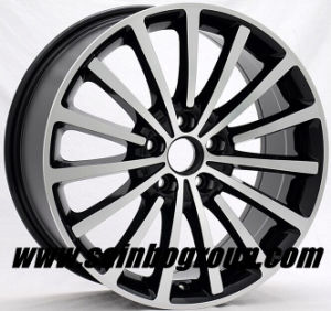 F66904 18 Inch VW Passat Relica Alloy Wheel Rims pictures & photos