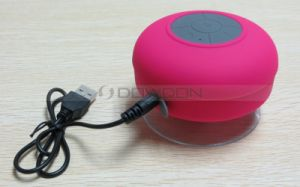 Bts-06 Portable Waterproof Wireless Bluetooth Handsfree Shower Speaker Music Player pictures & photos