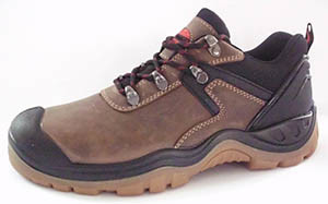 Sport Design Safety Shoes, Cow Leather Quality Safety Shoes pictures & photos