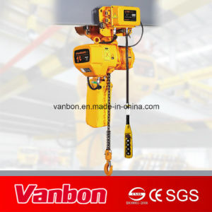 1t Electric Hoist with Trolley Hoist pictures & photos