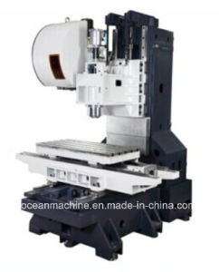 High Precision Metal Drilling and Grinding CNC Machine with Circular Tool Magazine pictures & photos