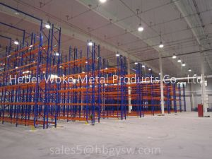 Warehouse Rack Storage Pallet Steel Rack pictures & photos