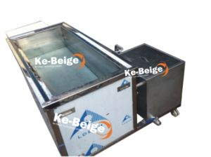 Ultrasonic Cleaner with Filtering System for Printer Ink Cleaned pictures & photos