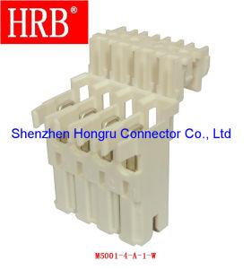 Hrb 5.0mm Molex Rast Series Terminal Block Connector pictures & photos