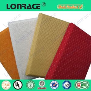 High Quality Polyester Acoustic Wall Panel pictures & photos