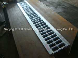 U-Type Steel Trench Cover pictures & photos