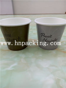 Food Grade 6oz Ice Cream Cup (YH-L260) pictures & photos
