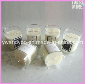 Wholesale Luxury 175g Soy Scented Glass Jar Candle