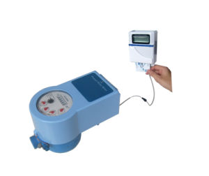 Prepaid Water Meter (touchless, Public use, Split type)