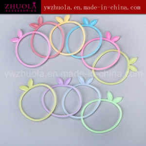 Fashion Silicone Rubber Bangle for Girl