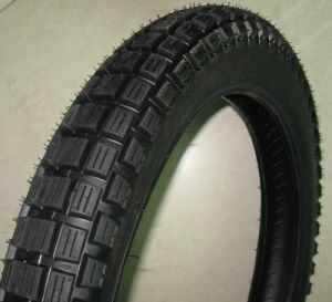 Motorcycle Parts Motorcycle Tube Tyre 3.00-18 pictures & photos
