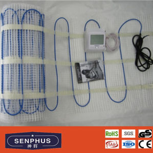 Shhm-160 Ce Underfloor Heating Cable Mat pictures & photos